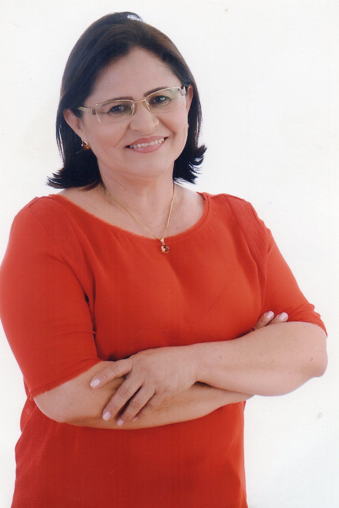 Maricélia Ribeiro de Meneses Rocha (Biênio 2019/2020) - Vice-Presidente