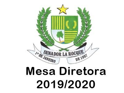 Mesa Diretora - Biênio 2019/2020
